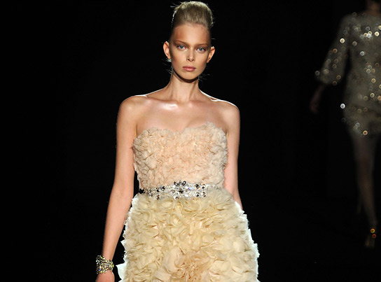 New York Fashion Week: Badgley Mischka
