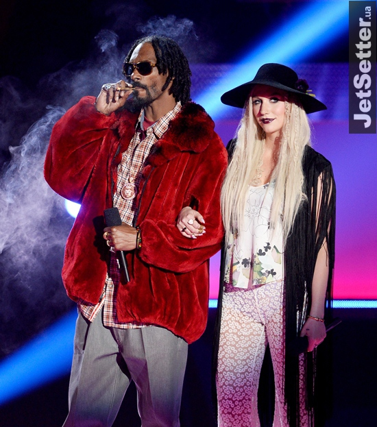 Snoop Lion и Ke$ha