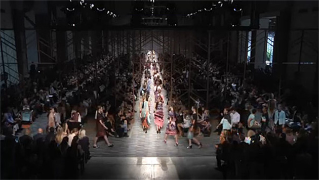 Milan Fashion Week: показ Missoni