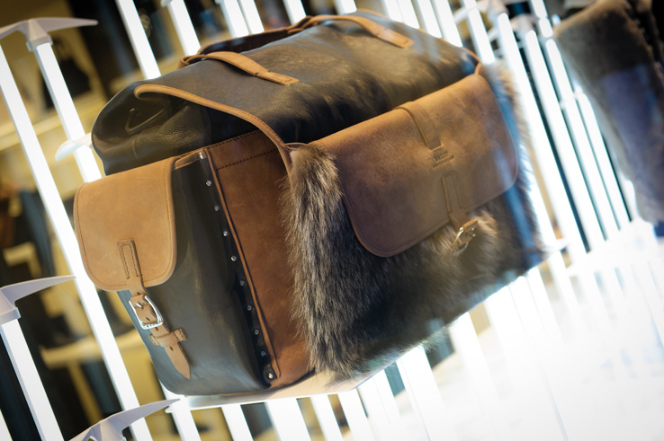 Презентация коллекции Everest Capsule Collection в бутике BALLY