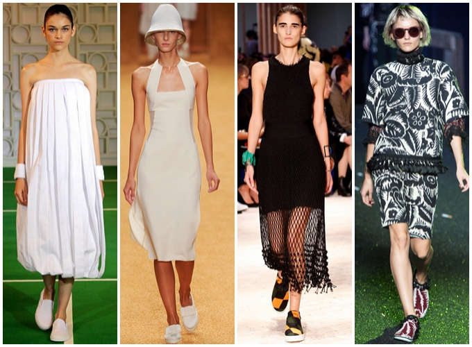 Lisa Perry s/s 2014,Akris s/s 2014,Celine s/s 2014,Marc Jacobs s/s 2014