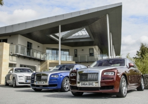 Презентация Rolls Royce Ghost Series II