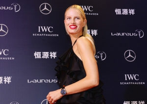 Laureus World Sports Awards-2015 в Шанхае