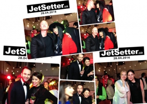 Photo Booth JetSetter.ua Cannes Film Festival PreParty