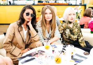 Harper's Bazaar Beauty Brunch