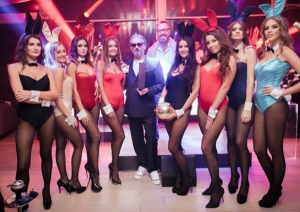 Вечеринка Playboy Gentlemen Club в Одессе