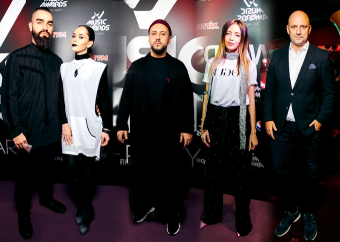Pre-party церемонии М1 Music Awards