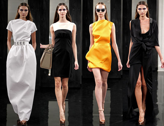 New York Fashion Week: Victoria Beckham