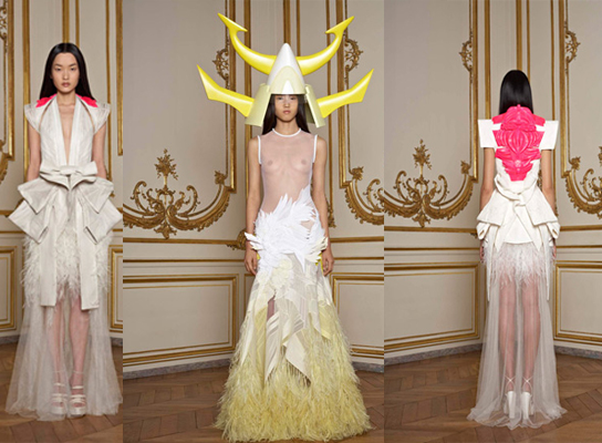 Paris Fashion Week Haute Сouture: Givenchy