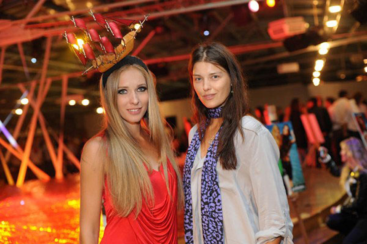 JetSetter Cocktail на Odessa Holiday Fashion Week