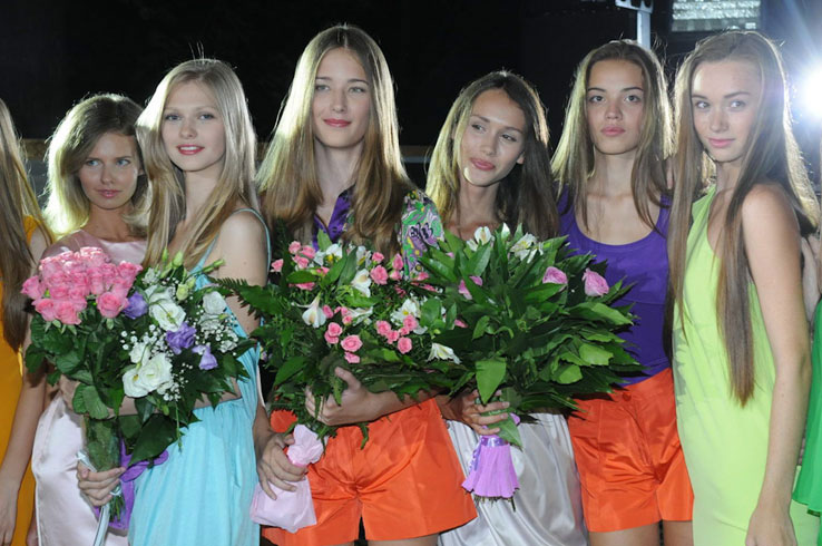 Финал конкурса Summer Star Model Contest