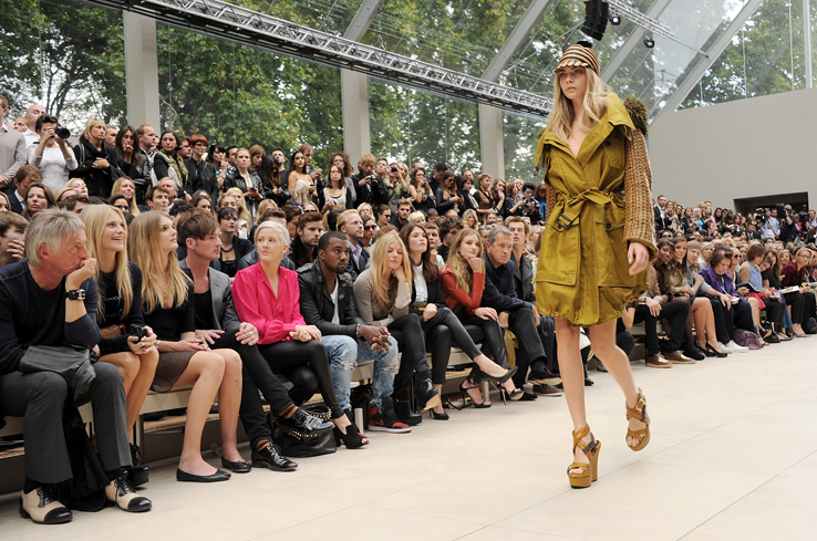 London Fashion Week: Burberry Prorsum