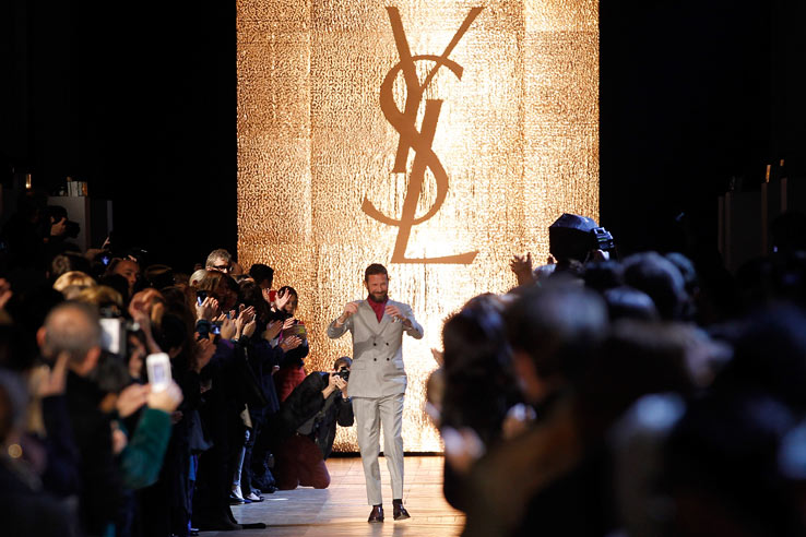 Paris Fashion Week: Yves Saint Laurent и Stella McCartney