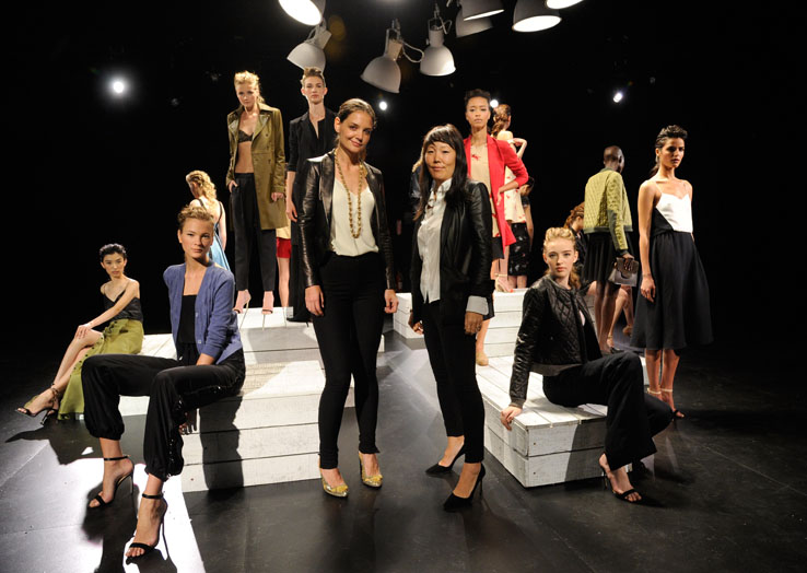 New York Fashion Week: Holmes & Yang