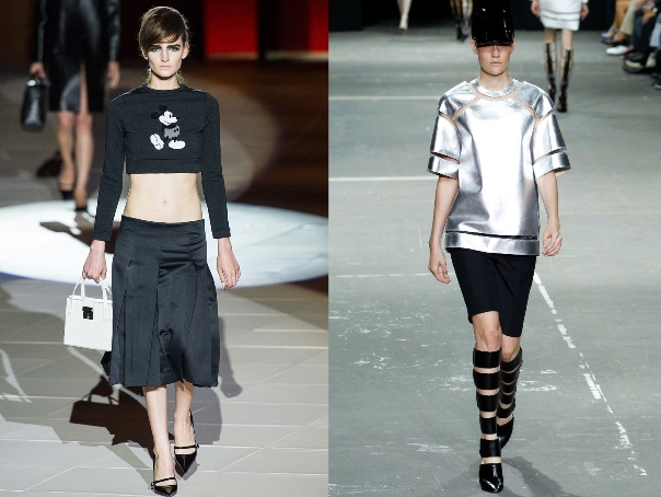 Marc Jacobs s/s 2013,Alexander Wang s/s 2013