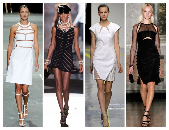 Alexander Wang, Dsquared2, Richard Nicoll, Emilio Pucci