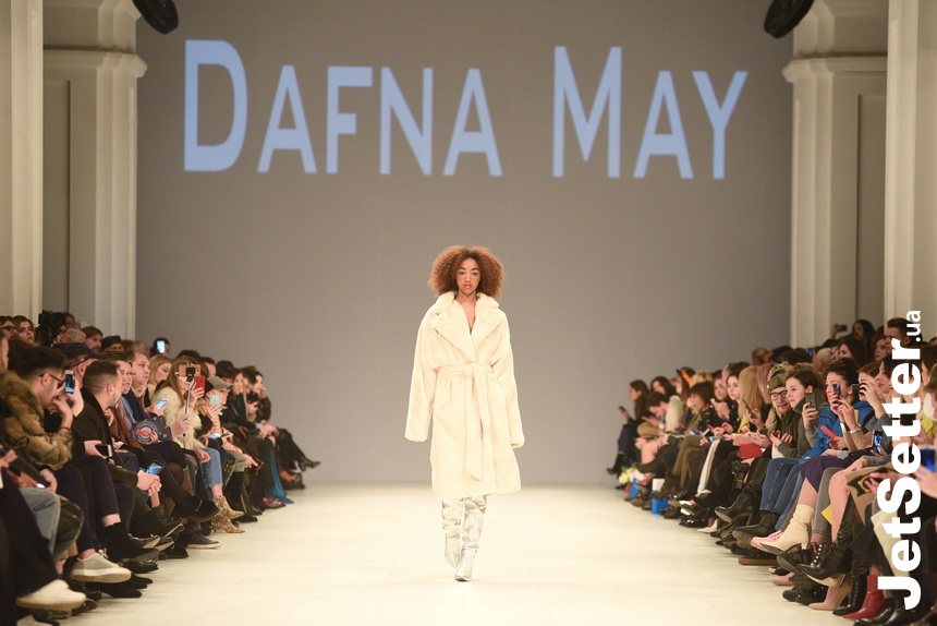 Показ Dafna May FW'18/19