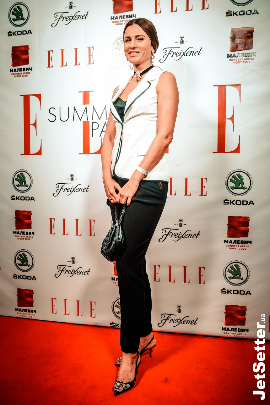 Elle Summer Party во Львове