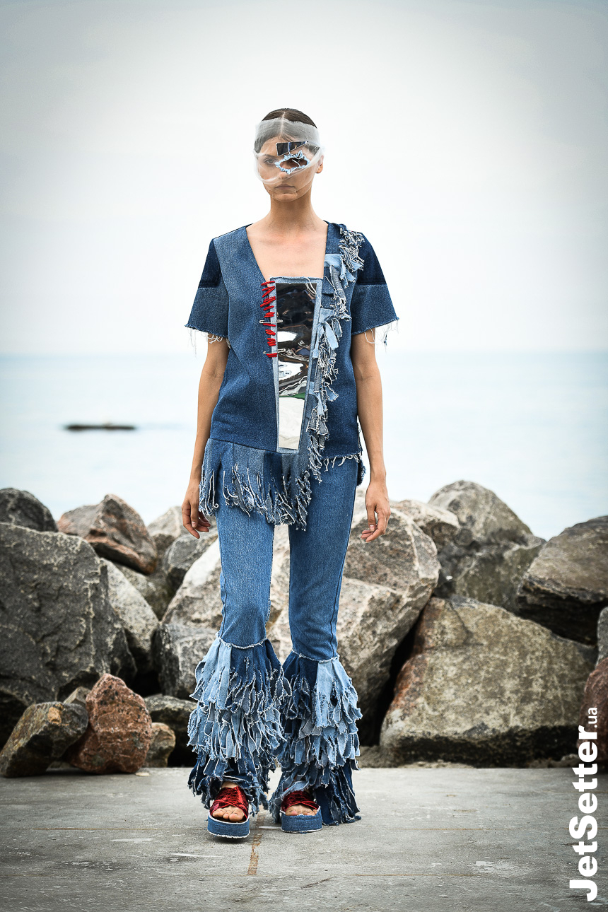 Odessa Holiday Fashion Week 2018. Конкурс молодых дизайнеров