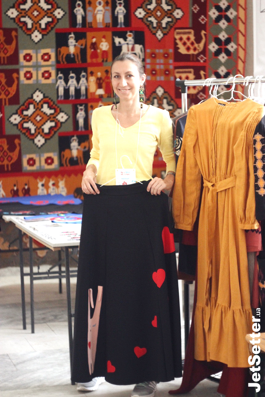Sustainable Fashion Pad в рамках Kyiv Maker Faire