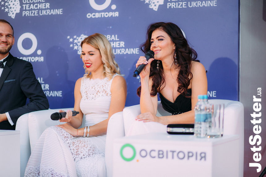 Церемония Global Teacher Prize Ukraine 2018