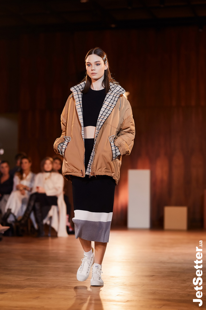 Показ The Coat by Katya Silchenko FW`19-20
