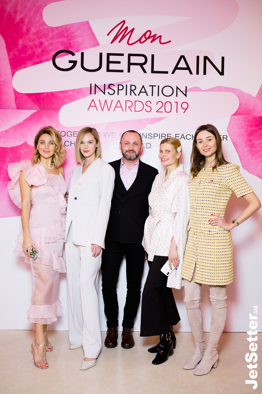 Церемонія Mon Guerlain Inspiration Awards 2019