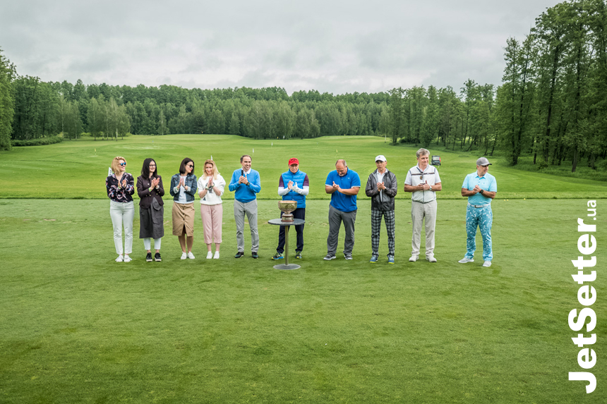 Ювілейний турнір Weekend Golf Cup MercedesTrophy