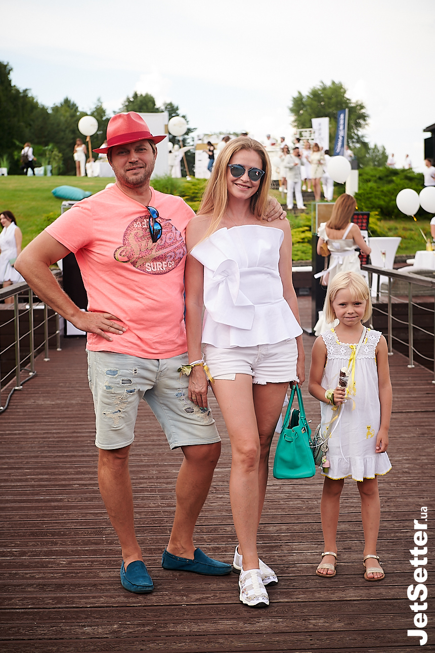 White Party Event от ивент-агентства Festival