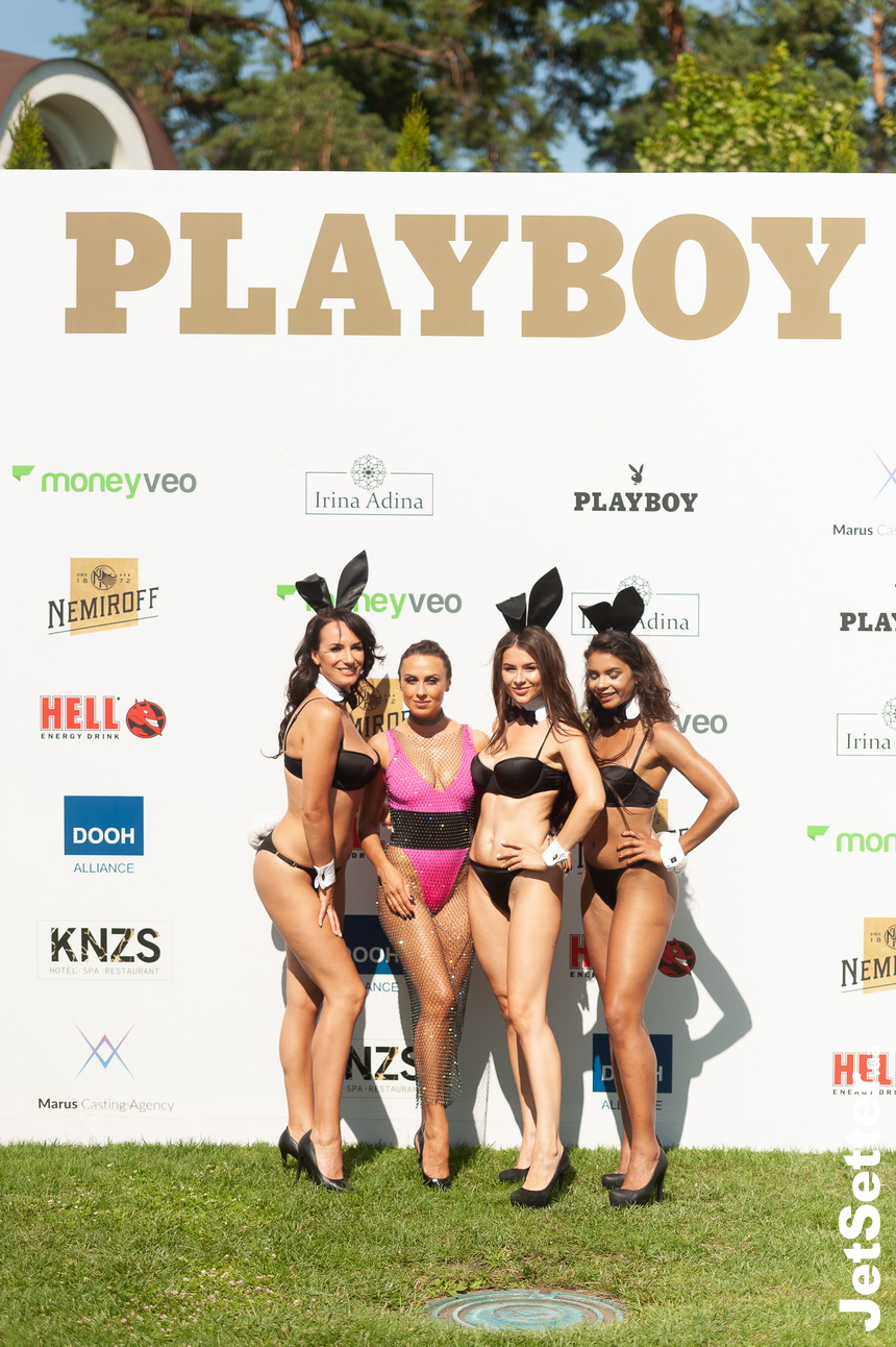 Playboy Pool Party