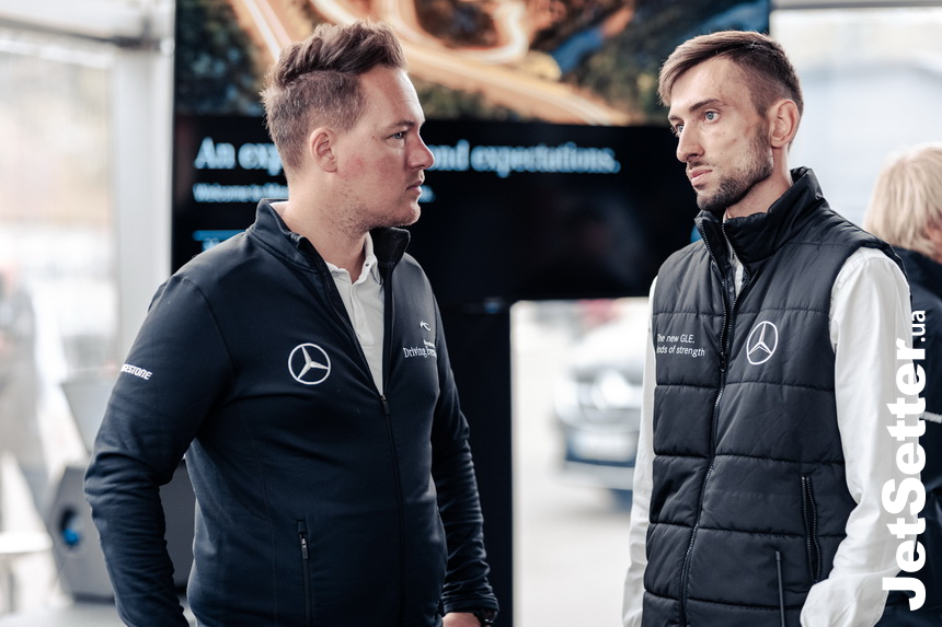 Тест-драйв Mercedes-Benz Star Experience 2019