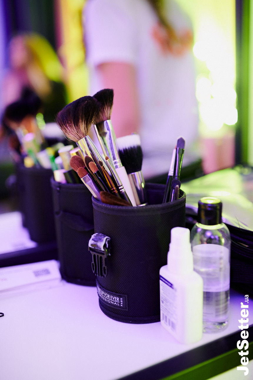 Б'юті партнер івенту – Backstage Beauty Salons.